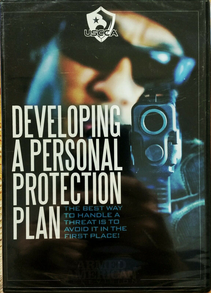 Developing A Personal Protection Plan DVD