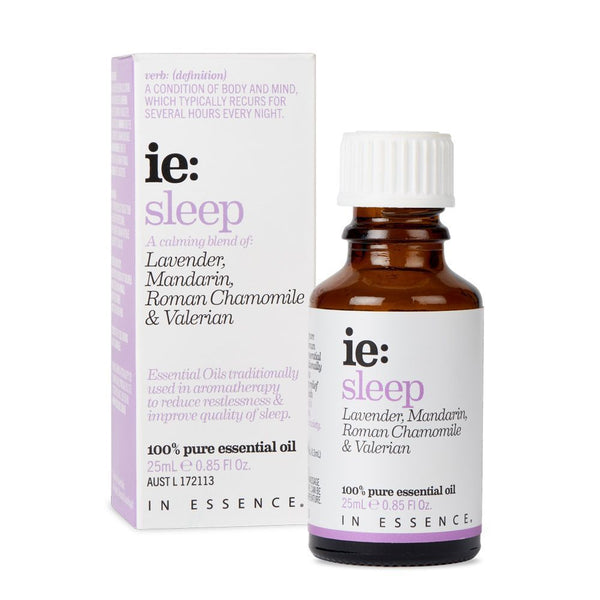 In Essence- Sleep Essential Oil Blend 25mL