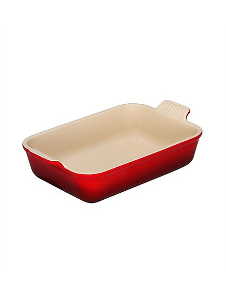 Le Creuset-Heritage Rectangular Deep Dishes 26cm