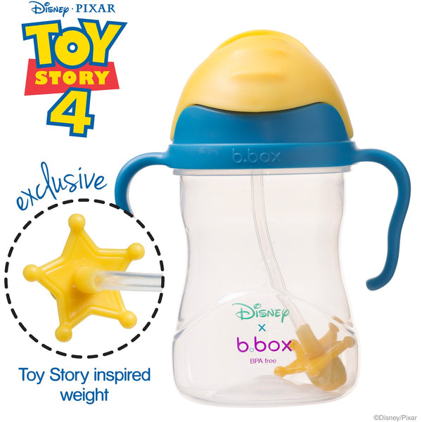 B.box-Sippy Cup ( Toy Story 4 Woody )