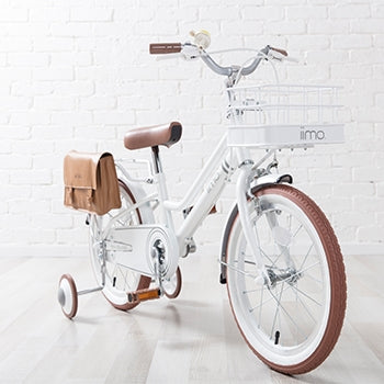 iimo- Kid Bike #016 (Gentle White)