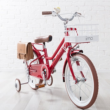 iimo- Kid Bike #016 (Eternity Red)