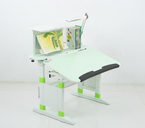 DR First-T8 Desk Set (120*50cm)-Green (Feb Preorder)