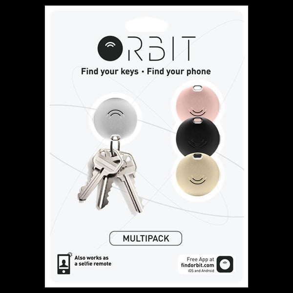 Orbit-Key Finder 4 Pack