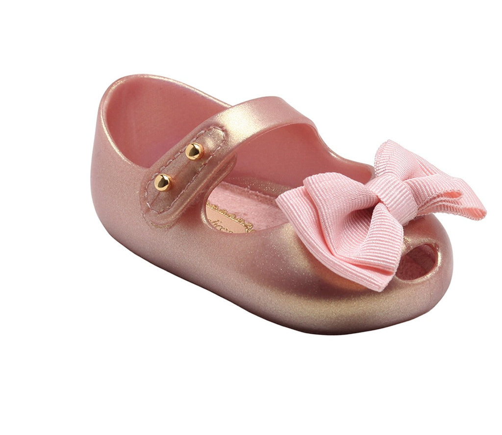 Melissa My First Mini Melissa-Rose Gold Metallic (31525/19763) US Size 3