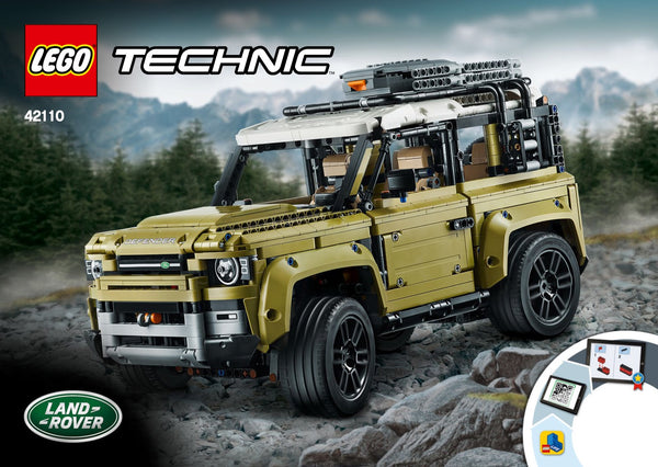 Land Rover Defender 42110