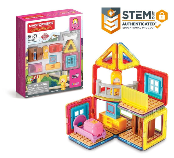 Magformers-Maggy's House 33 Set