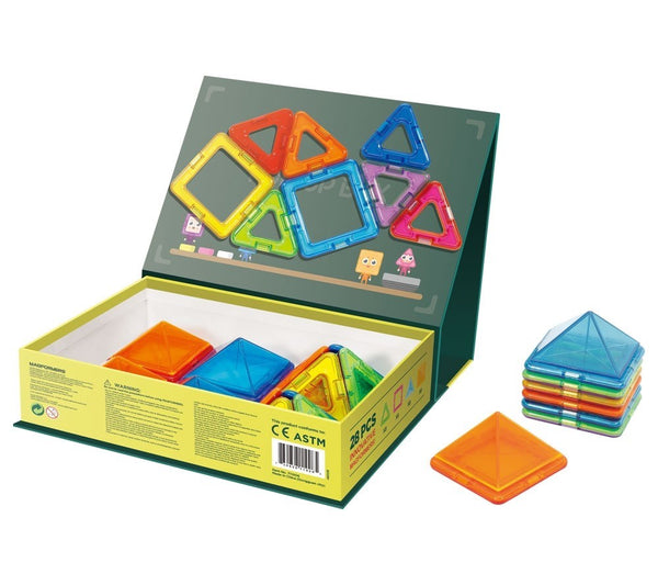 Magformers-POP-UP Box 28