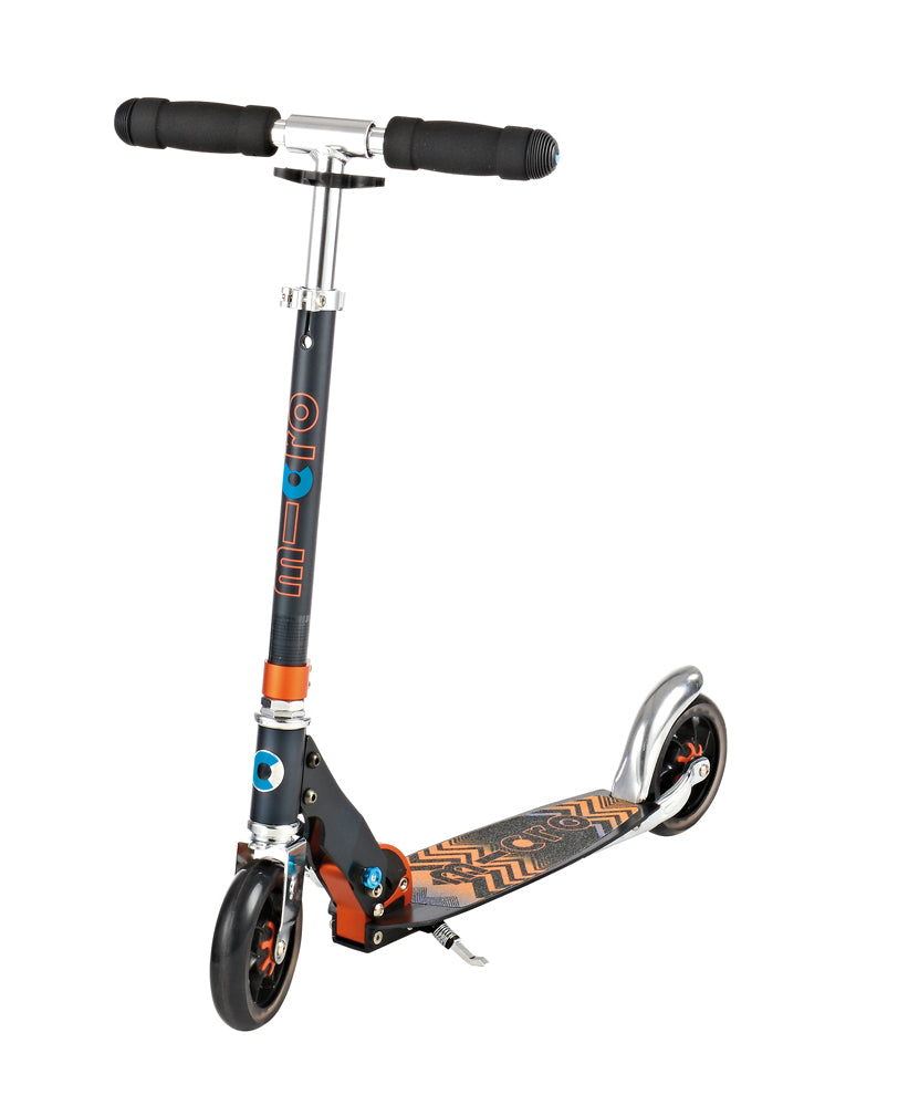 Micro Scooter Speed+ Black/Orange