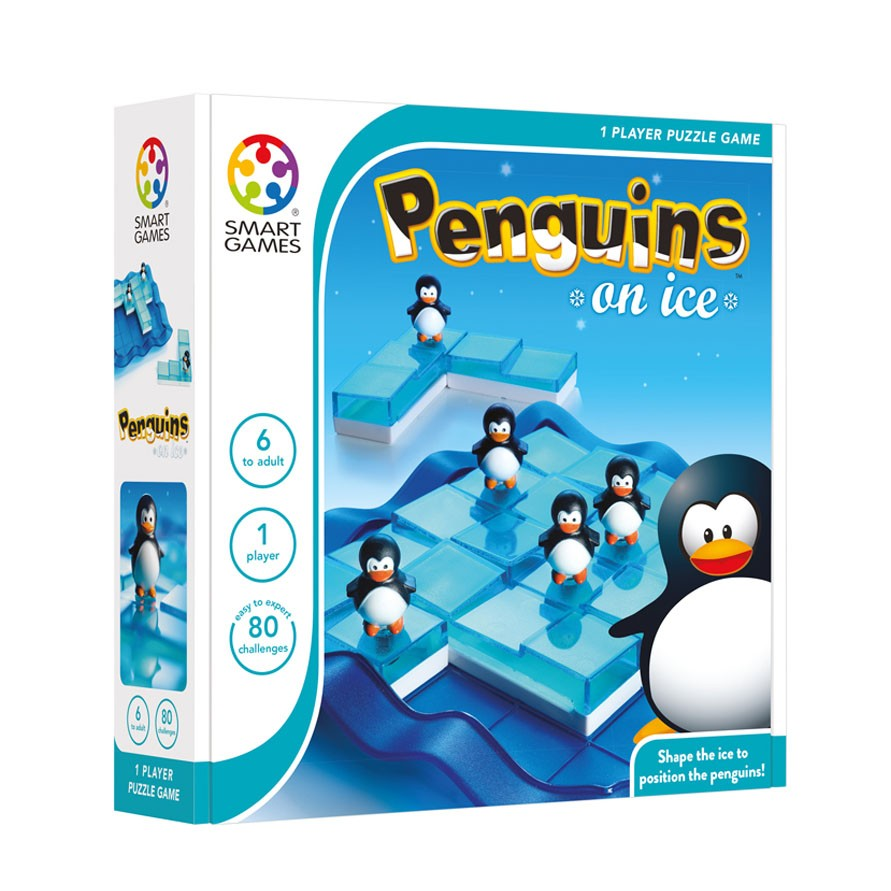 Smart Game - Penguin on Ice