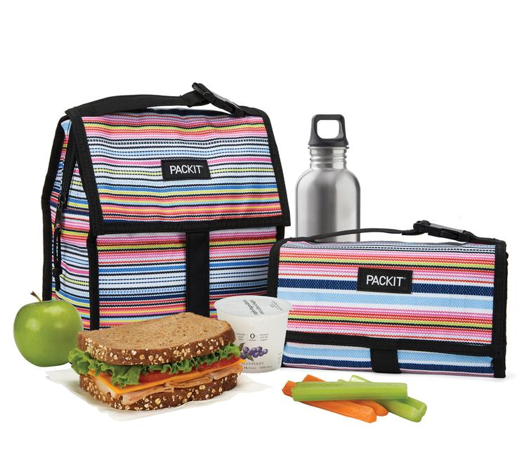 Pack It-Freezable Lunch Bag (Blanket Stripe)