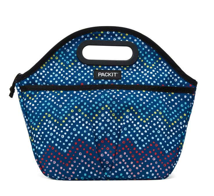 Pack It-Freezable Traveler Lunch Bag (Dottie Chevron)