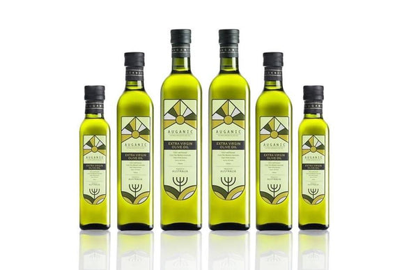 Unfiltered Extra Virgin Olive Oil (Cold Pressed) in Box 500ml (Best Before July 2022)