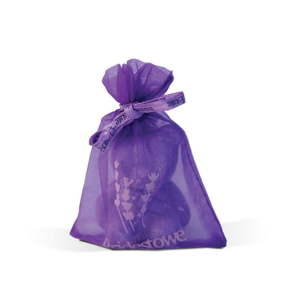 Bridestowe-BobbieTM Tiny Teddy Soap in Organza