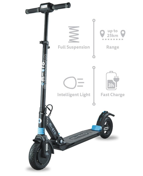 Micro emicro Merlin Electric Scooter