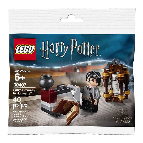 30407 LEGO Harry Potter Harry's Journey to Hogwarts