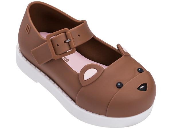 Mini Melissa Maggie Bear Brown Matt (32426/50672) *Clearance*