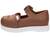 Mini Melissa Maggie Bear Brown Matt (32426/50672)