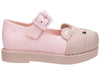 Mini Melissa Maggie Bear Tan/Nude Matt (32426/51430)