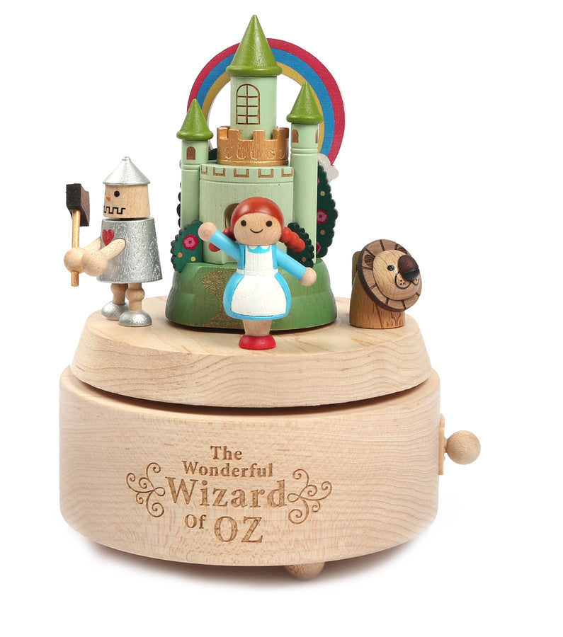 Double Go Around Music Box-The Wizard of Oz 1pc