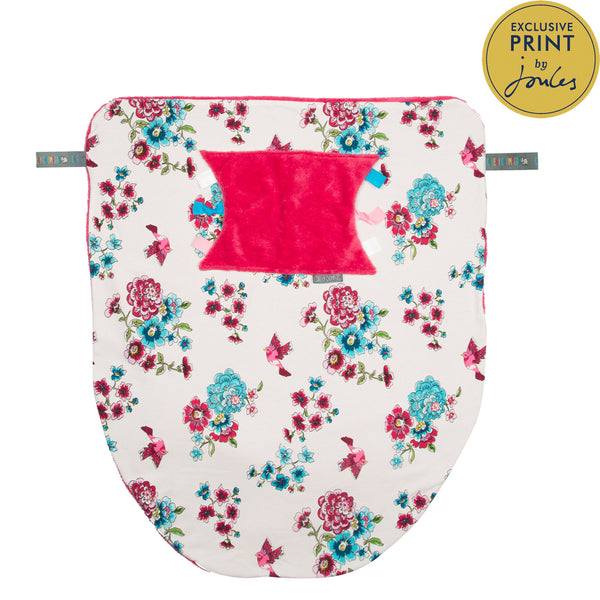 Cheeky Chompers Cheeky Blanket – Anna Floral