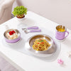 VIIDA Soufflé Stainless Steel Tableware Set