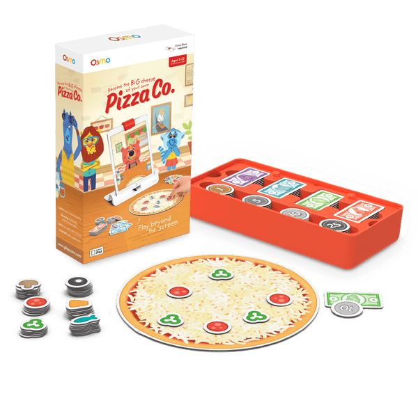 Osmo - OSMO Pizza Co. Game