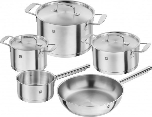 Zwilling Base 5/pc Set with Frypan