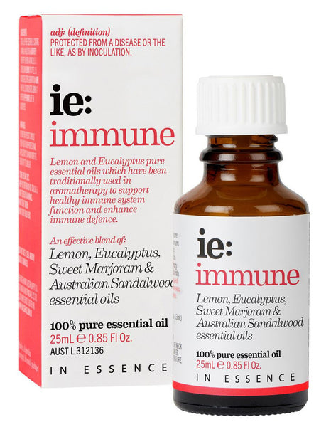 In Essence- Immune Pure Essential Oil Blend 25mL