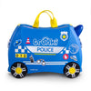 Trunki Ride On Luggage - Police