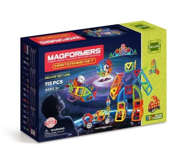 Magformers-Mastermind Set 115