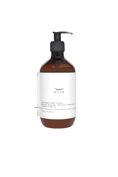 Husk Izmir Hand & Body Lotion 500ml
