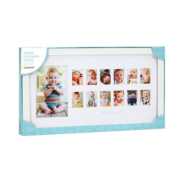 Photo Moments Frame - White