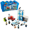 LEGO® City Police Brick Box