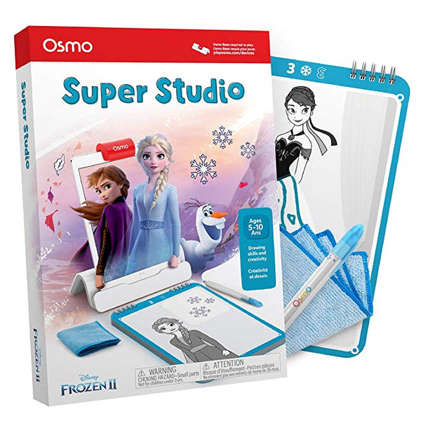 OSMO Super Studio - Frozen 2 Starter Kit  (End Mar Preorder)