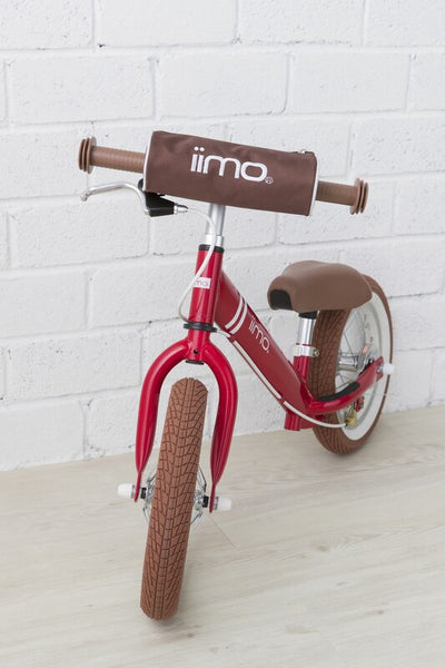 iimo- Kid Balancing Bike #012 (Eternity Red)