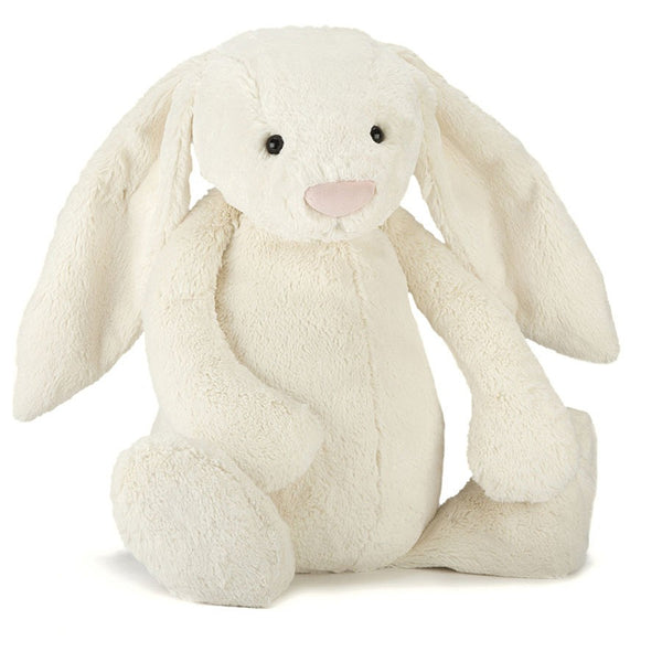 Jellycat-Bashful Cream Bunny (Really Big H67cm)