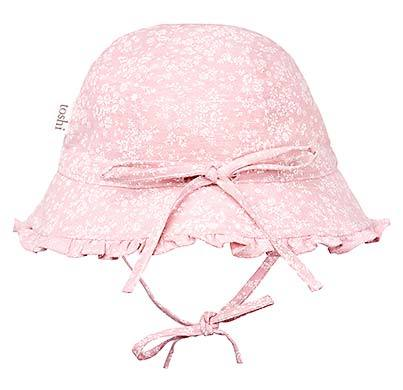 Toshi Bell Hat-Mae Blush