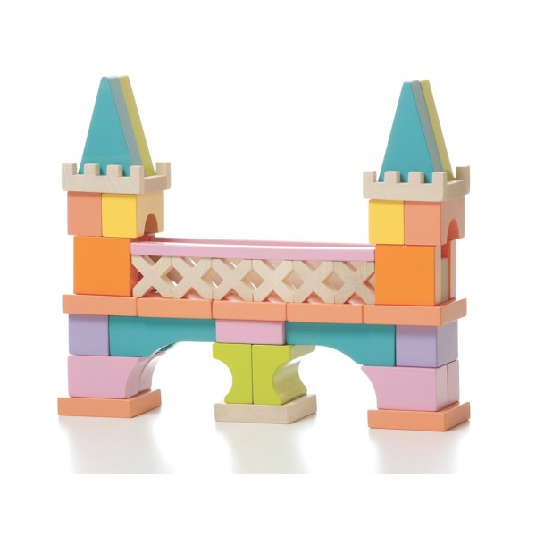 Cubika Wooden Bridge 52pc
