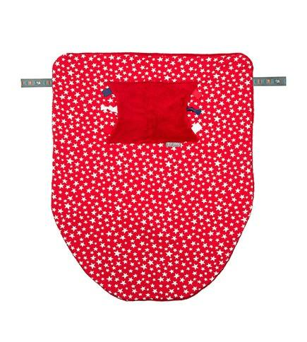 Cheeky Chompers Cheeky Blanket – Red Star