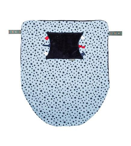 Cheeky Chompers Cheeky Blanket – Twinkle Twinkle