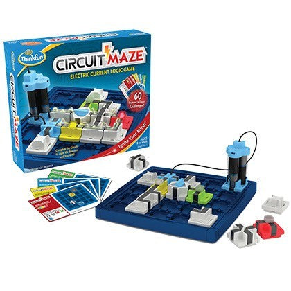 Think Fun-Circuit Maze Game