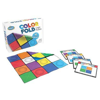 Think Fun-Color Fold Game