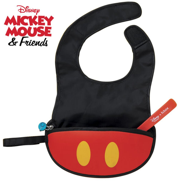 B.box-Travel Bib (Disney Mickey)