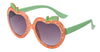 Eyetribe Frankie Ray-Ripe-Neon Peach/Green (Kids 3 years+)