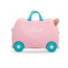 Trunki Ride On Luggage - Flossi the Flamingo Limited Ed. *Just released*