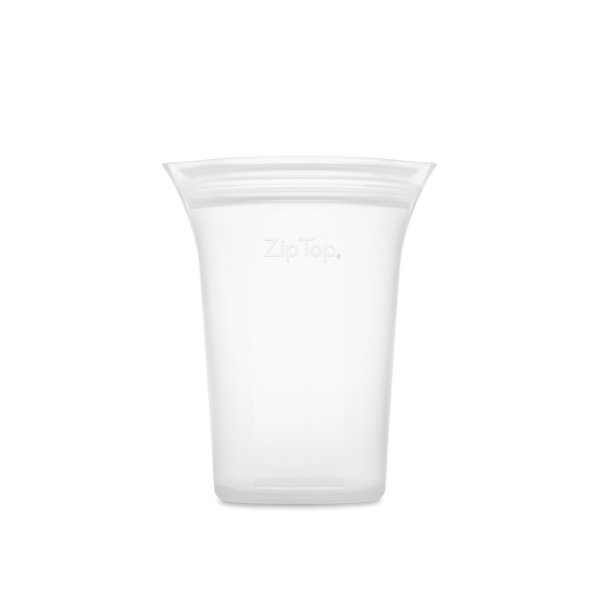 Zip Top Medium Cup