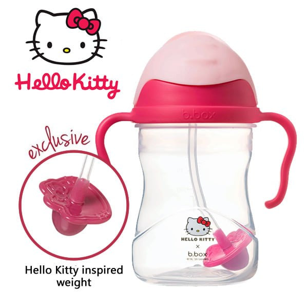 B.box Hello Kitty sippy cup - Pop star