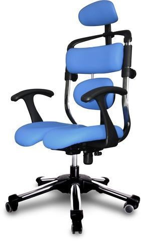 Hara Ergonomic Chair Hara C (Light Blue)  (Late Jan Preorder)
