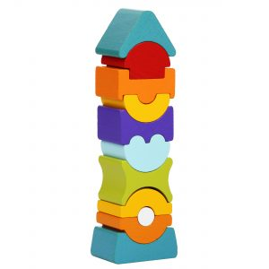 Cubika Flexible Stacking Tower